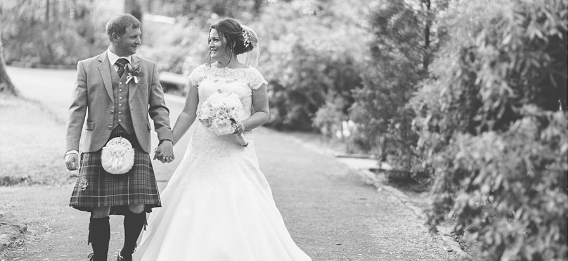 Wedding Photography at The Chester Hotel, Aberdeen