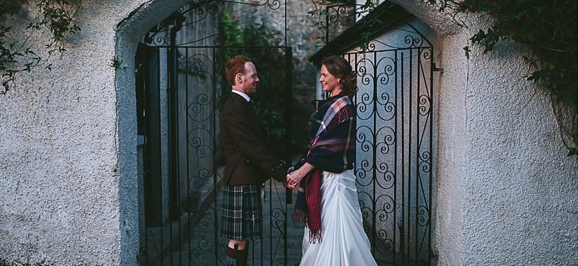 Banchory Lodge Hotel Wedding - Kirsty + Sam